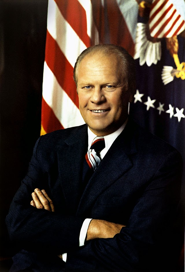 Photo of Gerald Ford