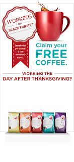 Free Sample of Seattle's Best Coffee