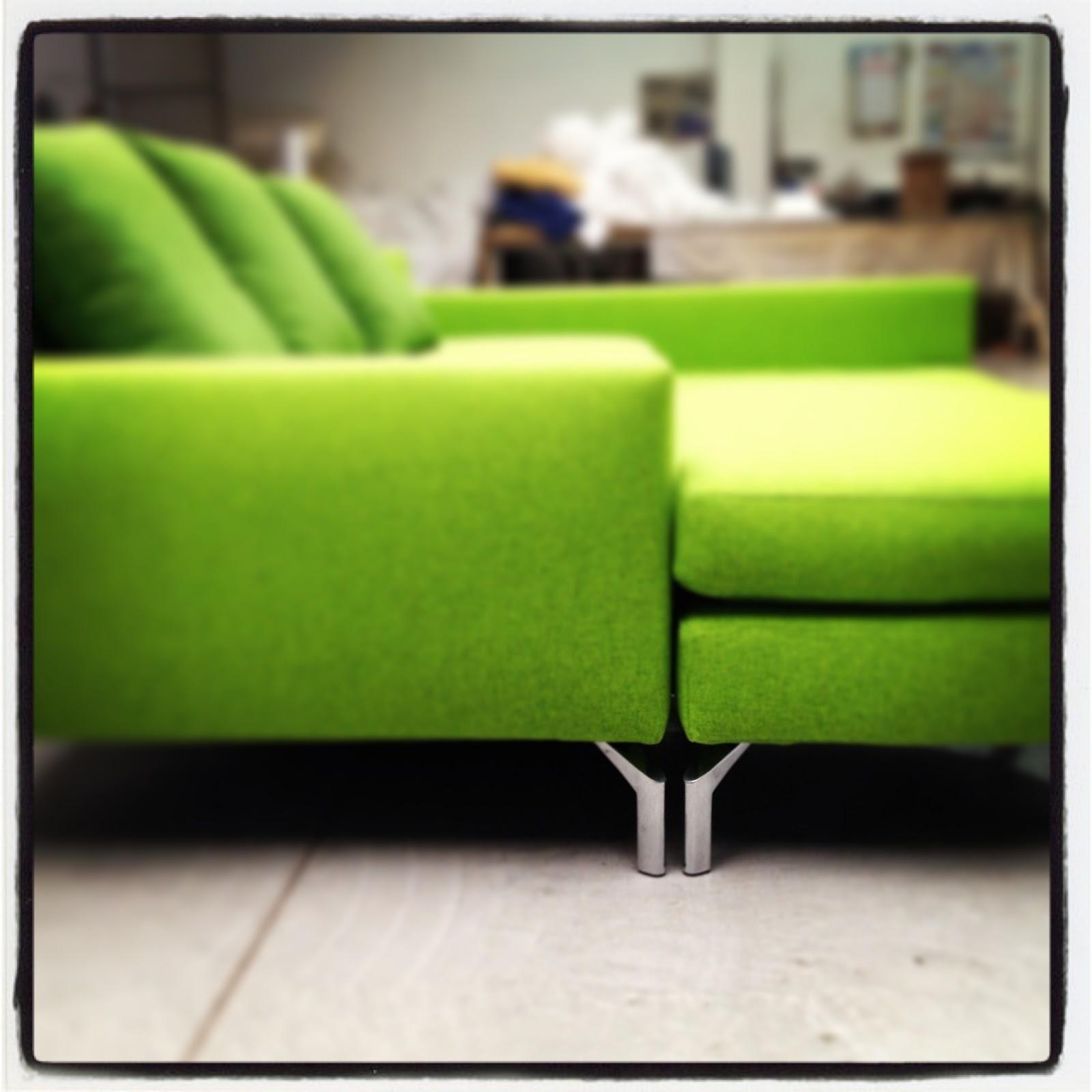 Concorde5 salotti e arredi head up divano - Divano verde acido ...