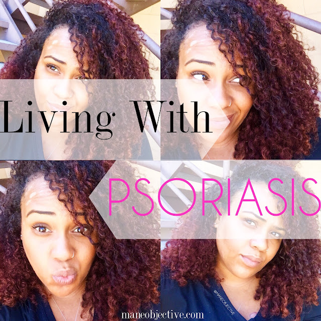Psoriasis Awareness Month Living with Psoriasis and Curly Hair