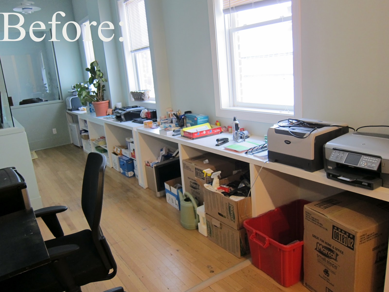 storage with office space. This Storage Space In A Downtown Office Building Is Good Example. Without Organization, Room Became Dumping Ground. With