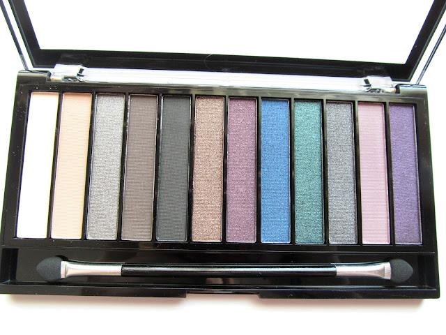 makeup revolution hot smoked palette