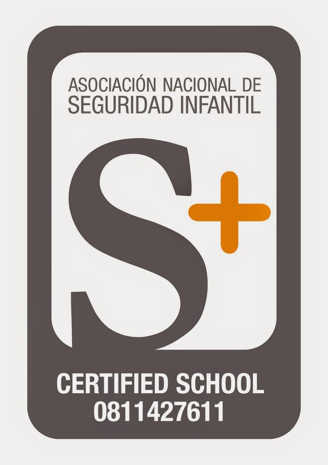 Certificación S+ para centros infantiles