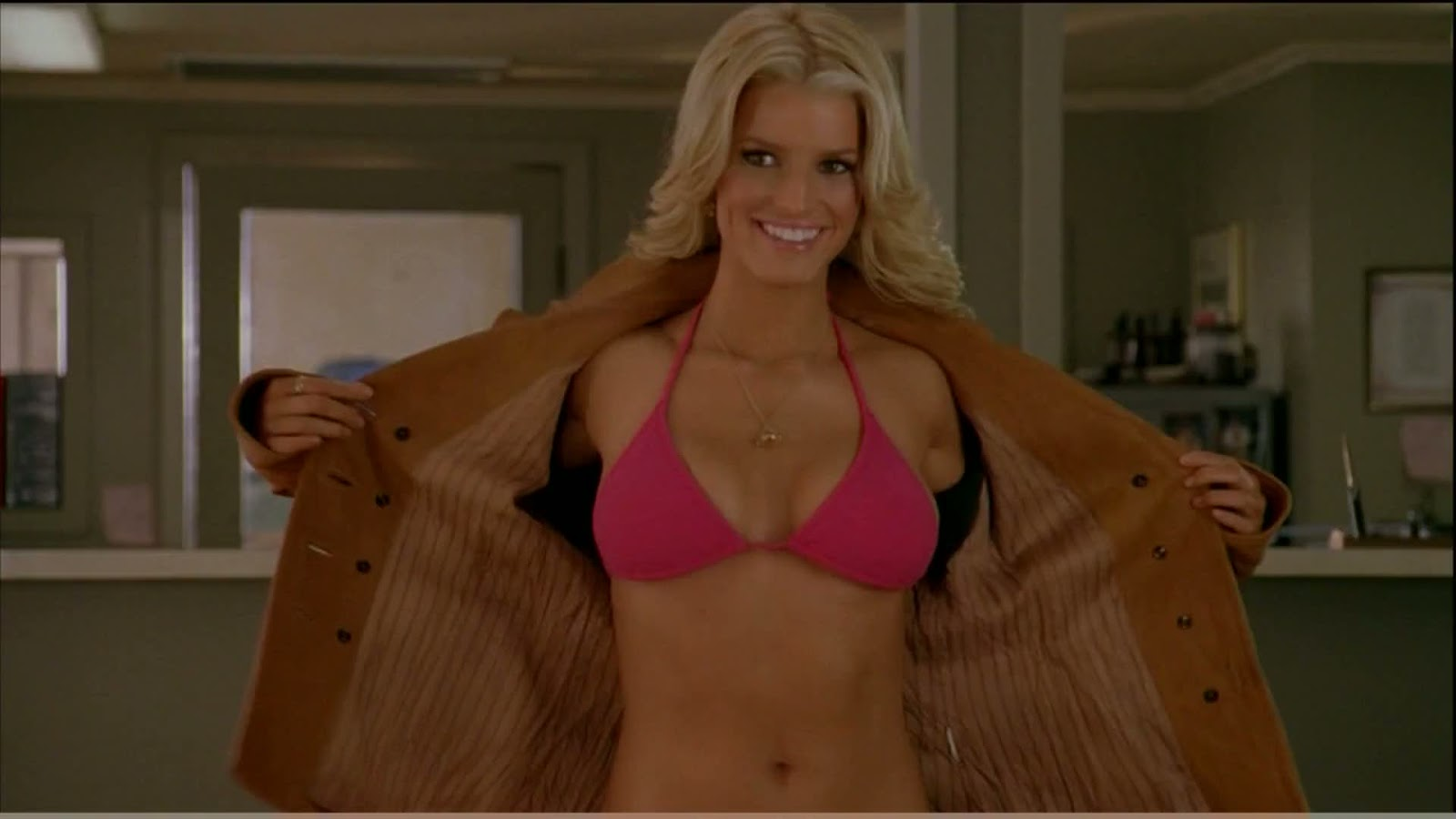 Jessica Simpson     Dukes of Hazzard  2005 Jessica Simpson Dukes Of Hazzard Unrated Gif