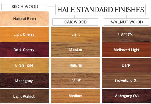 types of wood finishing 2