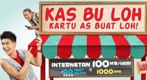 Paket Internet Murah Kartu AS Telkomsel