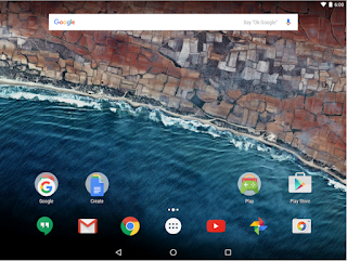 google now launcher tablet