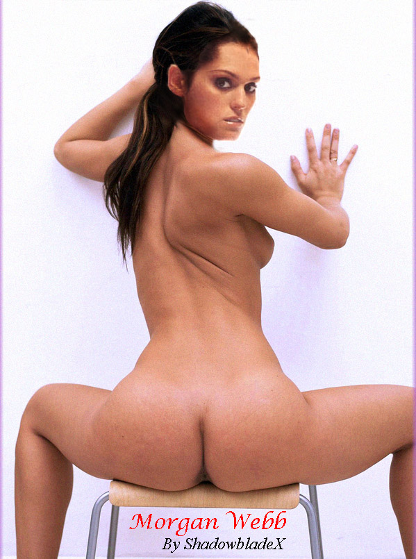 Morgan webb naked pictures