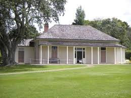 Treaty House at Waitangi