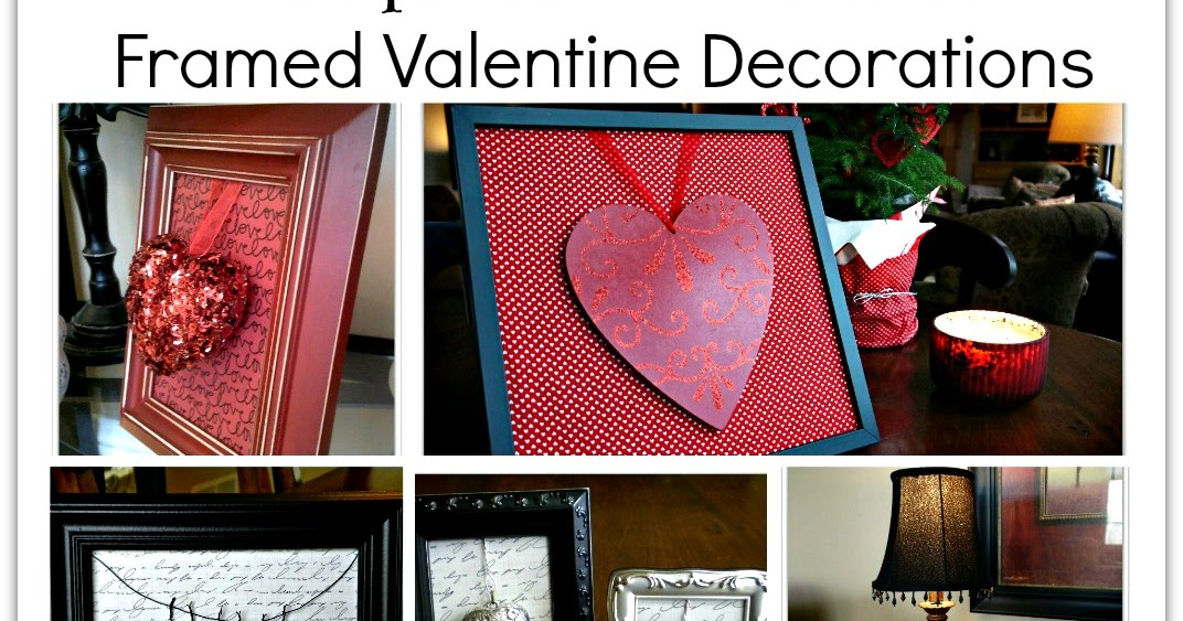 Framed+Hearts+and+Keys+Easy+DIY+Valentine\'s+Day+Decorations+Gifts.jpg