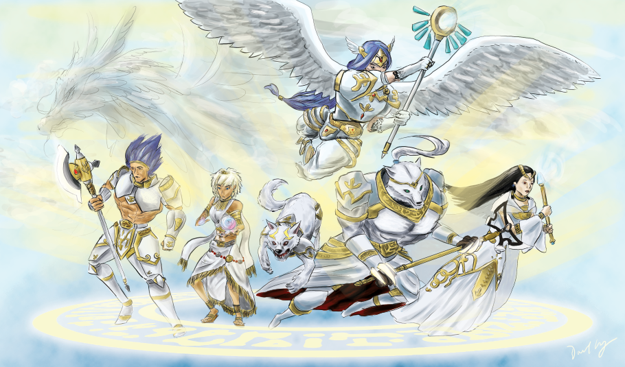 Lightsworn Charge_of_the_Lightsworn_by_icickle