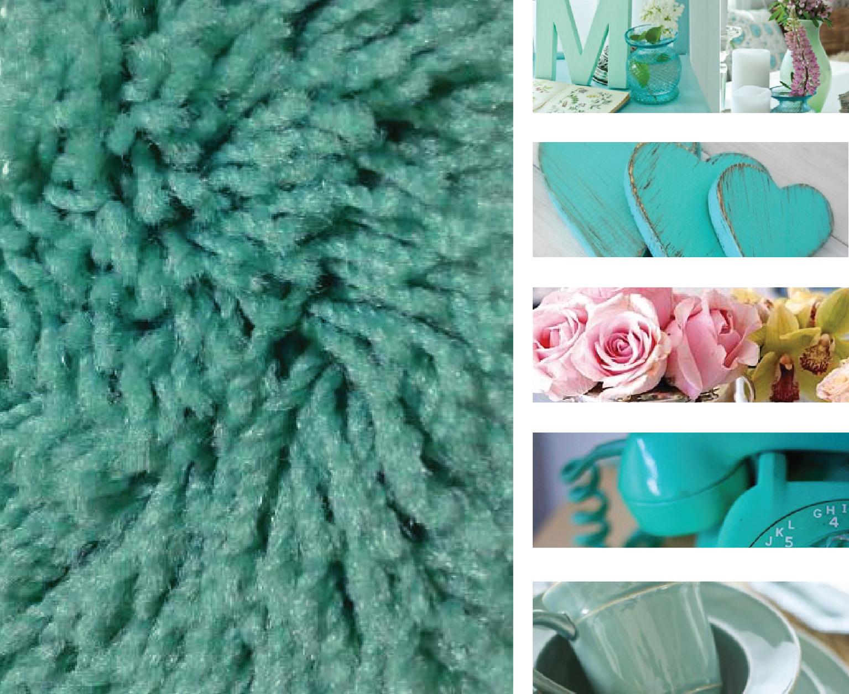 karavell alfombras se renueva aqua klassic para espacios modernos retro o vintage - Alfombras Vintage