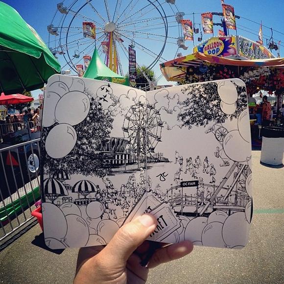 07-Fair-Joseph-Catimbang-Pentasticarts-Metaphysical-and-Surreal-Doodle-Drawings-www-designstack-co