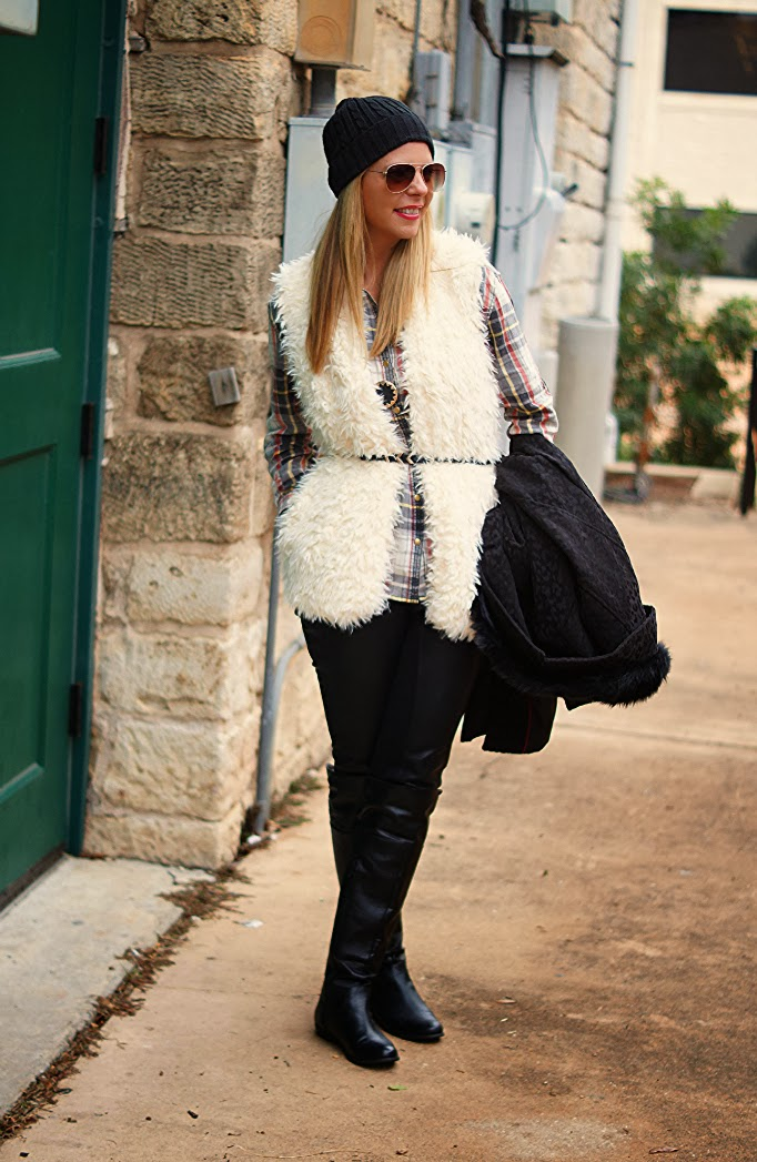 Faux Fur - Trends to Try