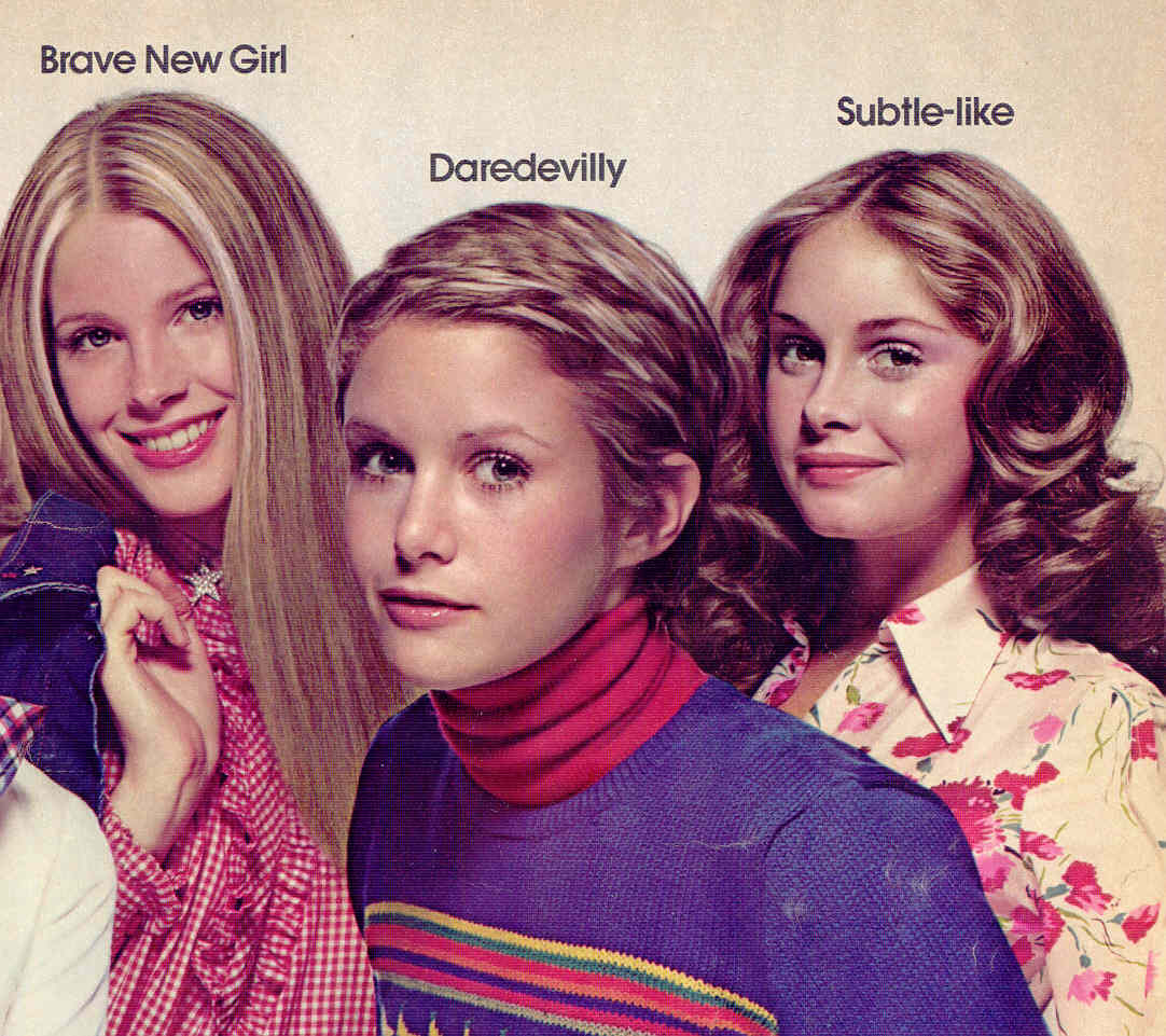 Models From The 70's - Season Hubley title=
