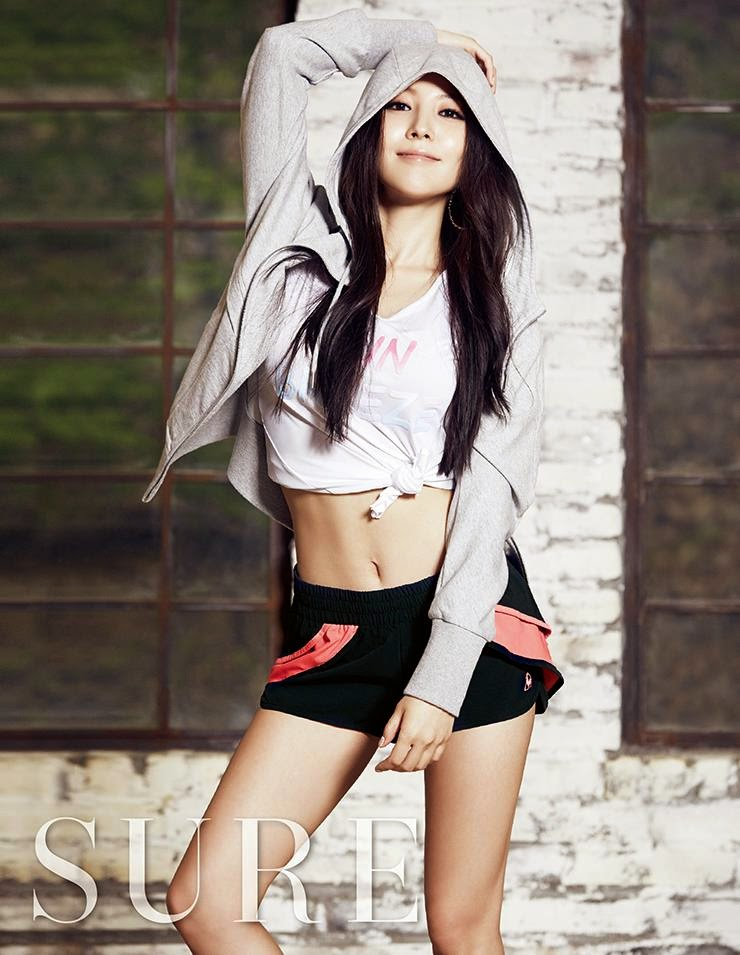 BoA - Sure Magazine May Issue 2014