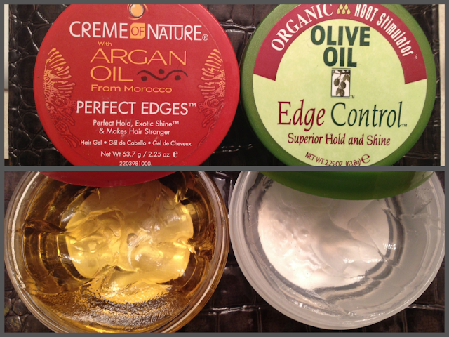 Creme Of Nature Black Edge Control Review