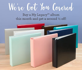 Buy one album, get one 1/2 off!