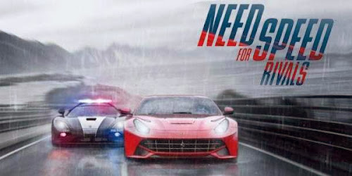EA libera dois gameplays de Need for Speed Rivals, Xbox One x PS4
