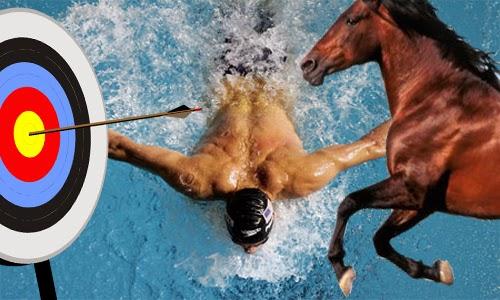Ajarkan  Anakmu Memanah, Berenang, dan Berkuda