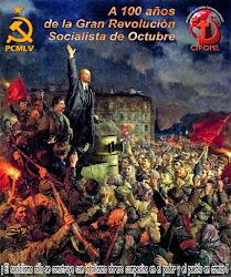 A 100 Años de la Gran Revolución Socialista de Octubre