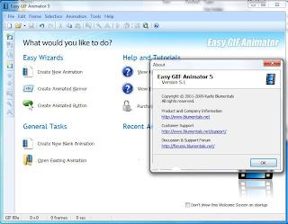 Free Download Easy GIF Animator 5 Pro Full Version