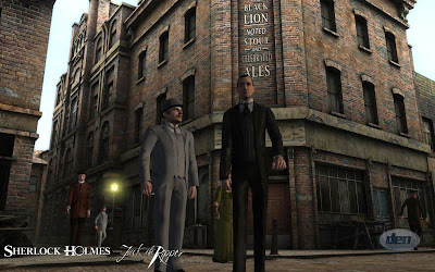 Sherlock Holmes VS Jack The Ripper Pc
