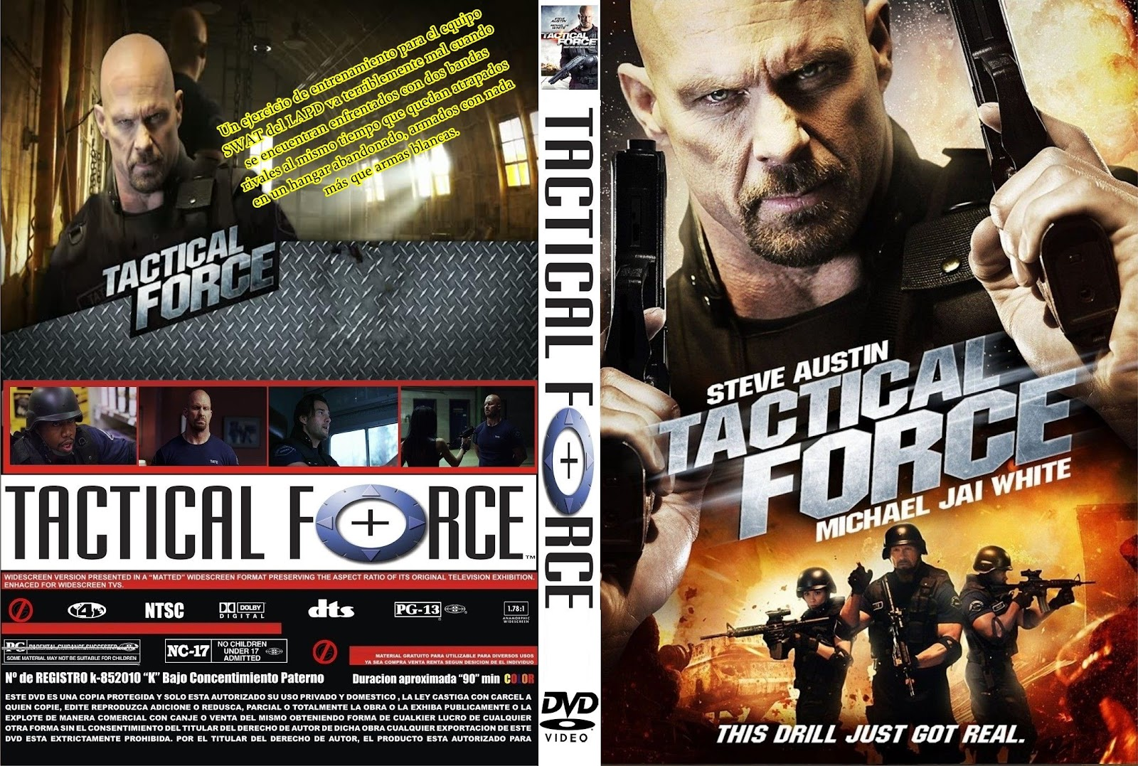 tactical force todopelis