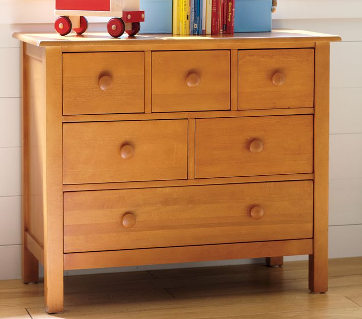 The Dresser Shown Here Is In Honey We Selected A Chestnut Finish As It Felt More Gender Neutral And Could Be Used For Quite Few Years