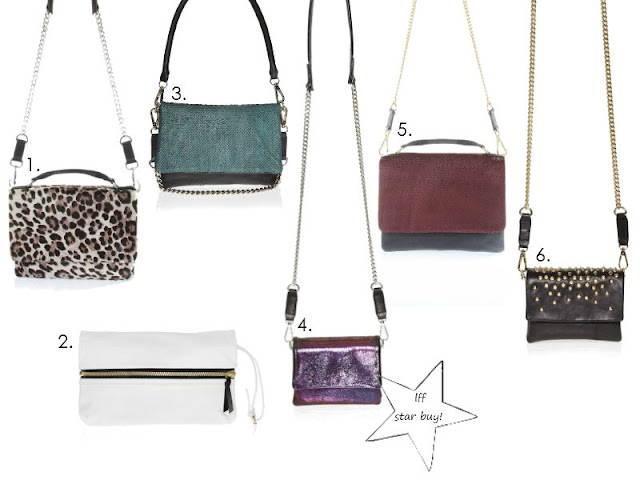KURT GEIGER'S AW12 SWEET REBELLION COLLECTION