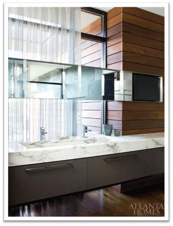 Modern Basement Bathroom Renovation Decor Interior Design
