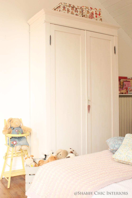 La cameretta delle mie bimbe - Shabby Chic Interiors