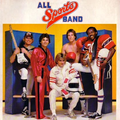 All Sports Band st 1981