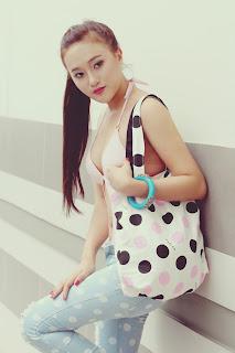 Hot girl Di Trần khoe ngực to tràn đầy sức sống, vu dep