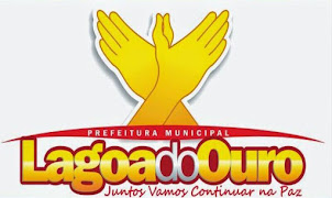 PREFEITURA MUNICIPAL DE LAGOA DO OURO