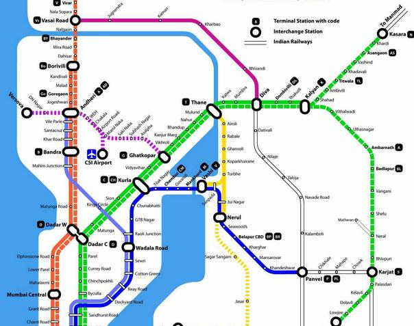 map running route with Mumbai Local Train Latest Map on Shadow Labyrinth as well Inland Customs Line likewise Caraibi as well Train besides ringofkerrytourism.