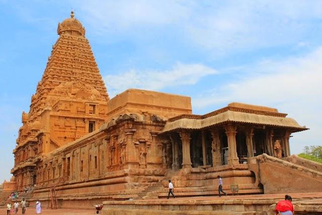 ராஜேந்திர சோழன் 1000 - பாலகுமாரன் விகடன் செய்தியில் .