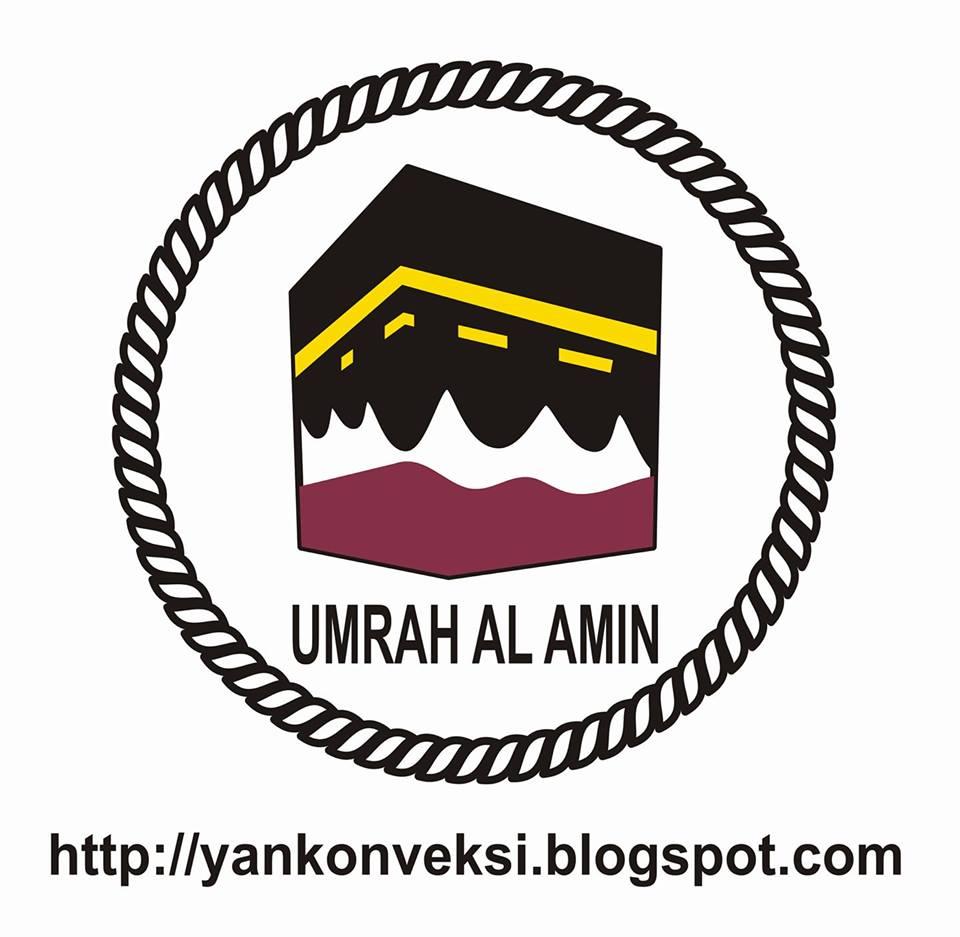 LOGO TRAVEL UMRAH AL AMIN