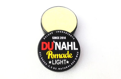 Dunahl Light (Du'nahl) Organic Healthy Pomade