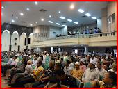 Seminar Keluarga Sakinah'Suami Hebat Rumahtanga Berkat' menakjubkan pelbagai agama memohon