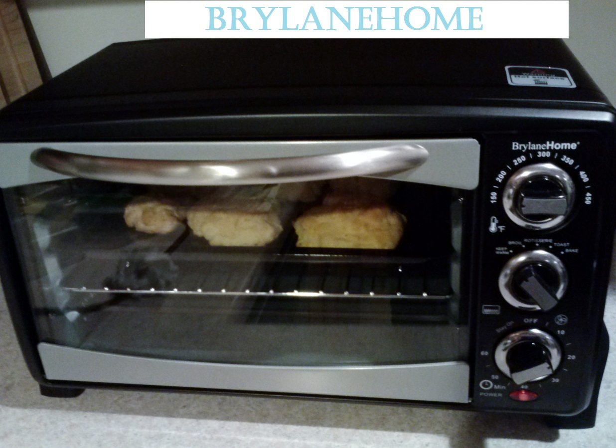 Convection-toaster oven #BrylaneHome