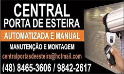 Central Porta de Esteira
