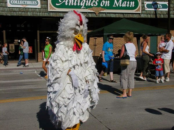 Курица для праздника