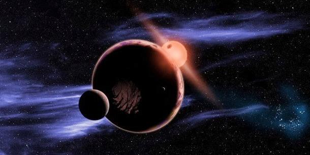 As estrelas que roubaram luas a planetas