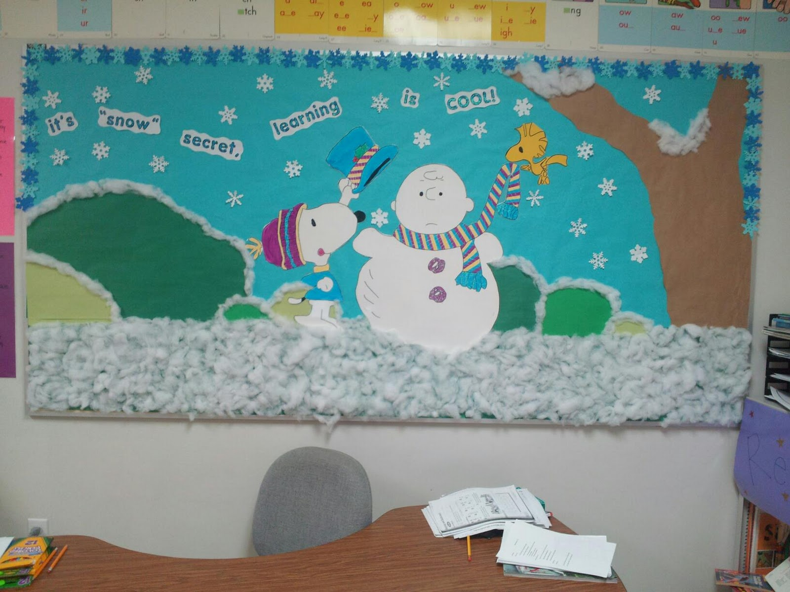 ... the board i think it turned out great stay tuned for february s board