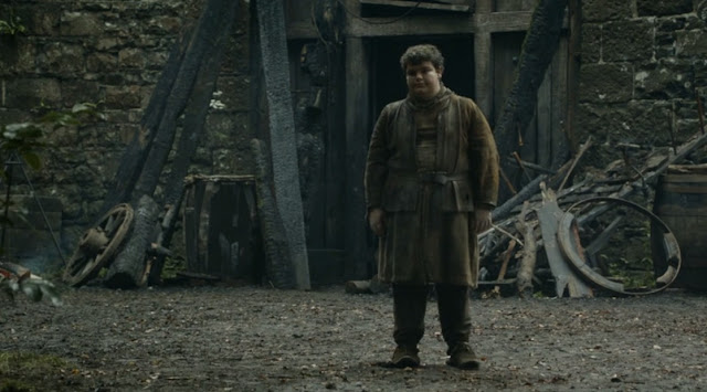 Pastel caliente se queda en la posada - Juego de Tronos en los siete reinos