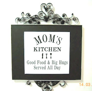 Faux Wrought Iron Photo Frame