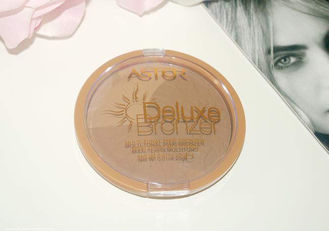 Astor Deluxe Bronzer