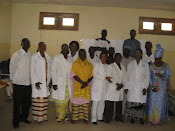 les enseignant de l'école el hadji mbaye diop de ouakam