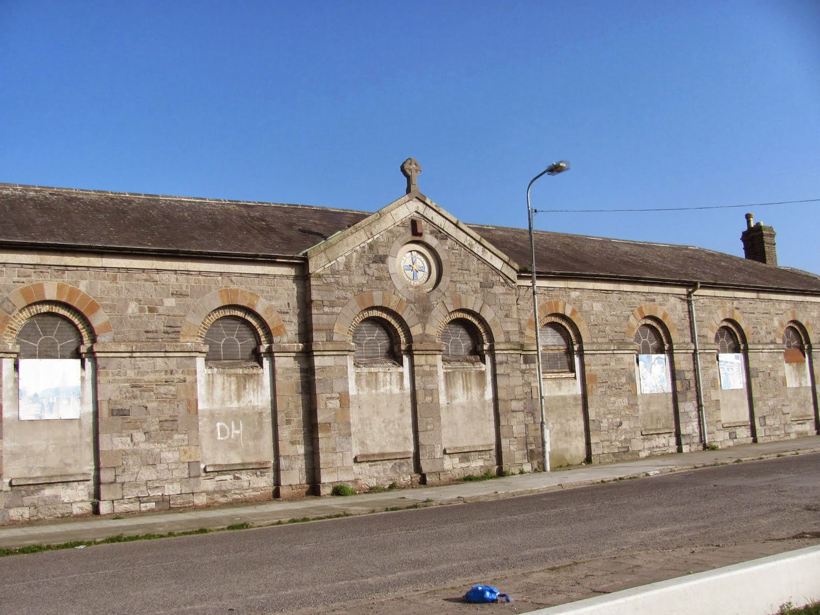 Richmond Barracks Exterior Inchicore, Dublin, Ireland